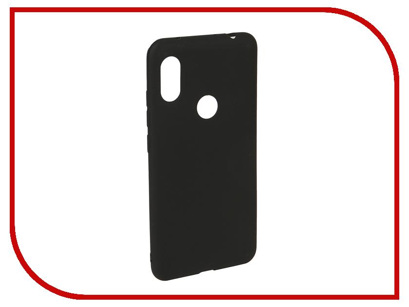Аксессуар Чехол для Xiaomi Redmi Note 6/6 Pro Neypo Soft Matte Black NST5950