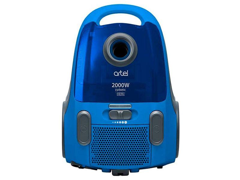 Пылесос Artel VCU 0120 Light Blue tv artel led 28 9000