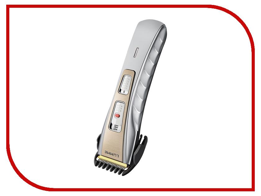 Фото - Машинка для стрижки волос Lumme LU-2511 Grey Pearl машинка для стрижки волос lumme lu 2512