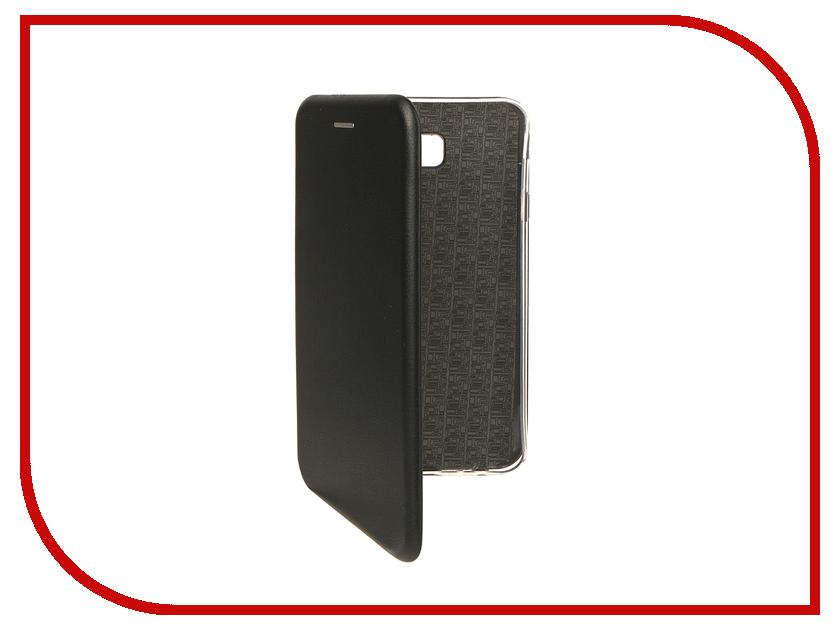 Аксессуар Чехол для Samsung Galaxy J4 Plus 2018 Red Line Unit Black УТ000016760 цена и фото