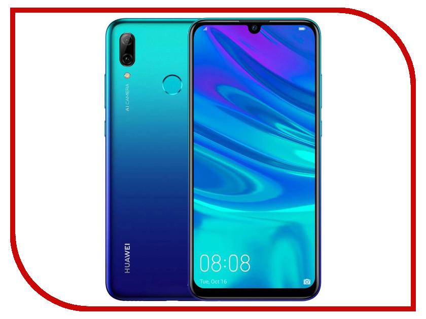 Сотовый телефон HUAWEI P Smart (2019) 3/32GB Blue lollapalooza chile 2019 saturday