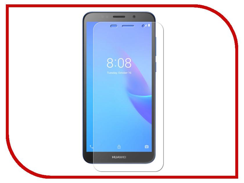 Аксессуар Защитная пленка для Huawei Y5 Lite 2018 Red Line УТ000017035 аксессуар защитная пленка для huawei honor 9 lite red line tpu full screen ут000014960