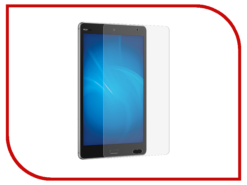 Аксессуар Защитная пленка для Huawei MediaPad M3 Lite 8.0 Red Line УТ000017086 аксессуар защитная пленка для huawei honor 9 lite red line tpu full screen ут000014960