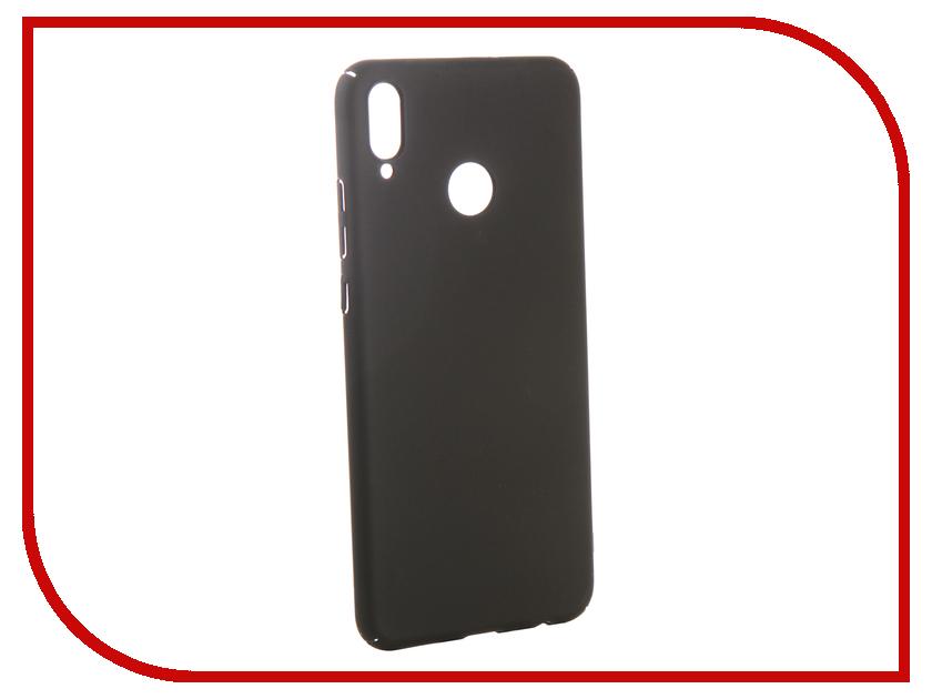 Чехол для Honor 8X iBox Soft Touch Fresh Black УТ000016887 стоимость