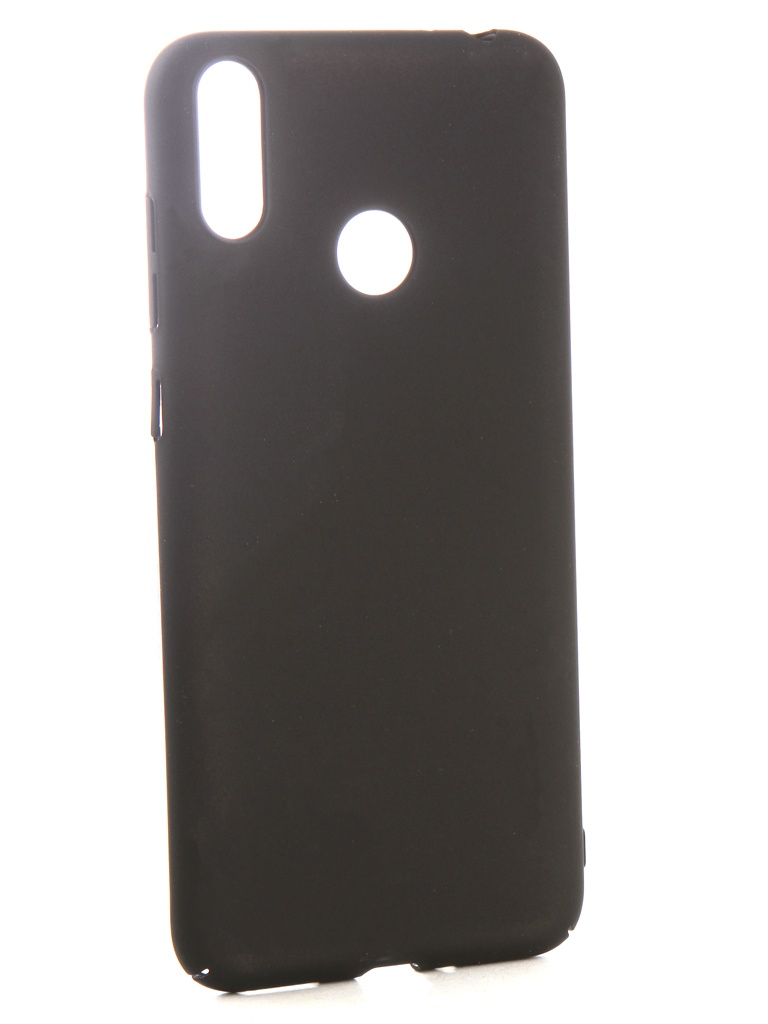 Аксессуар Чехол iBox для Honor 8C Soft Touch Fresh Black УТ000016890 аксессуар чехол для honor 8c ibox soft touch fresh red ут000016891