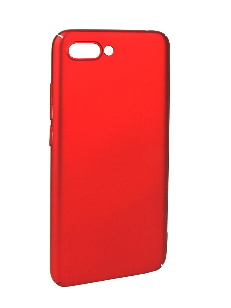 Аксессуар Чехол iBox для Honor 10 / 10 Premium Soft Touch Fresh Red УТ000016879 аксессуар чехол для honor 8c ibox soft touch fresh red ут000016891