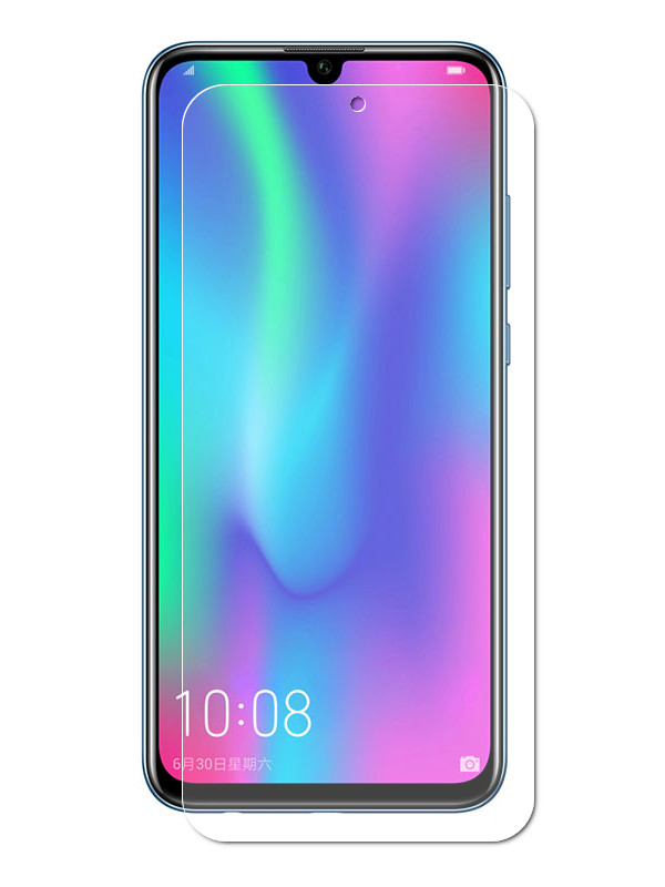 Аксессуар Защитный экран Red Line для Honor 10 Lite Full Screen Tempered Glass Full Glue Black УТ000017074 аксессуар защитный экран для huawei honor 9 lite red line full screen 3d tempered glass black ут000015076