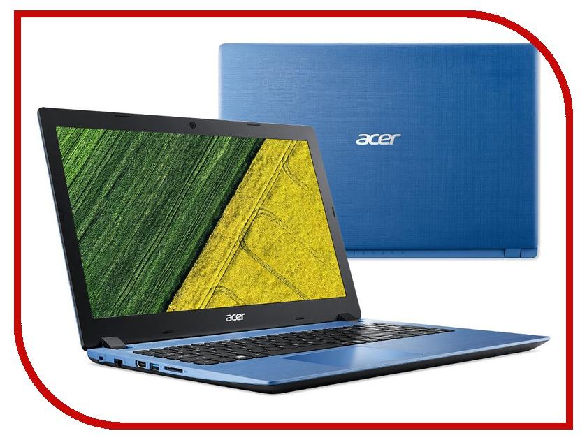 Ноутбук Acer Aspire A315-51-54VT NX.GS6ER.003 (Intel Core i5-7200U 2.5 GHz/4096Mb/500Gb/Intel HD Graphics/Wi-Fi/Cam/15.6/1366x768/Windows 10 64-bit) цена и фото