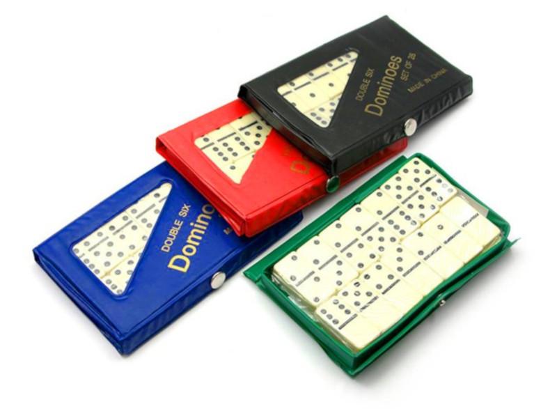 Настольная игра Kromatech Домино 7710m002