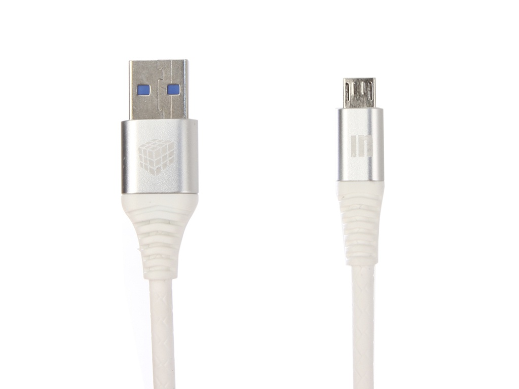 Аксессуар Innovation A1I-COBRA 3.A USB - Micro-USB 1m White 13321