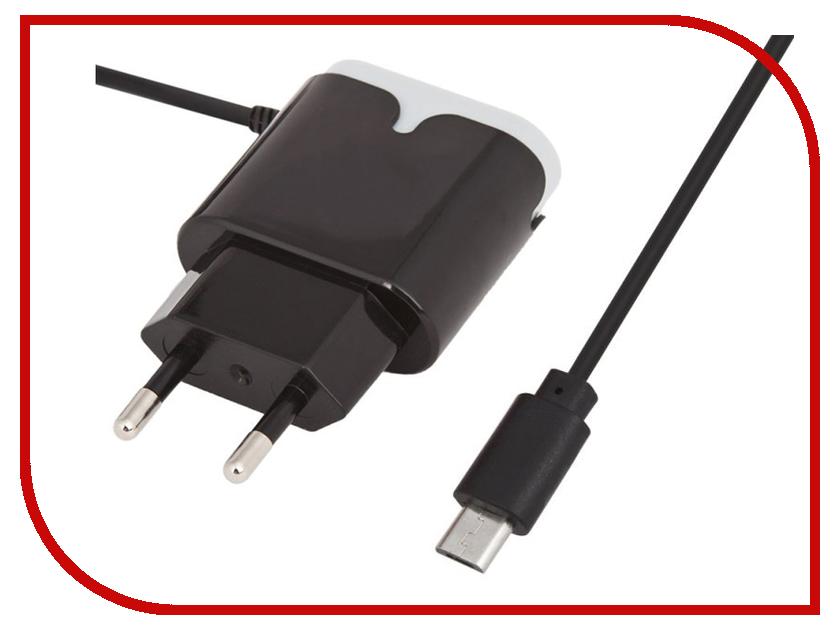 Зарядное устройство Liberty Project Tower Of Power Micro USB 2.1А Black 0L-00040740