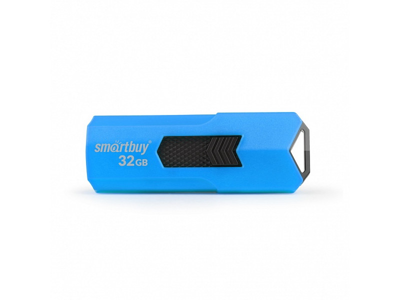 USB Flash Drive 32Gb - SmartBuy Stream Blue SB32GBST-B