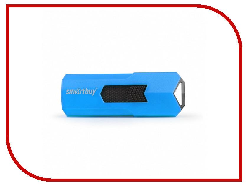 где купить USB Flash Drive 16Gb - SmartBuy Stream Blue SB16GBST-B дешево