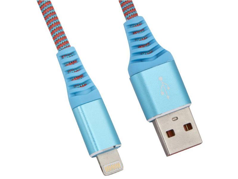 Фото - Аксессуар Liberty Project для USB-Lightning 8 pin Носки 1m Light-Blue 0L-00038860 аксессуар liberty project usb lightning extra tpe 1m turquoise 0l 00044200