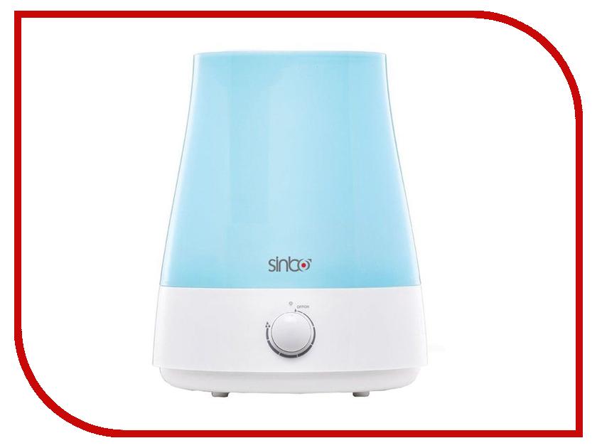 Sinbo SAH 6113 White-Light Blue обогреватель sinbo sfh 3321 white