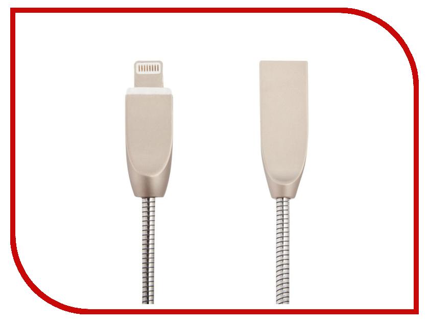 Аксессуар Liberty Project для USB-Lightning 8 pin Панцирь 1m Silver 0L-00040509 aluminum project box splitted enclosure 25x25x80mm diy for pcb electronics enclosure new wholesale
