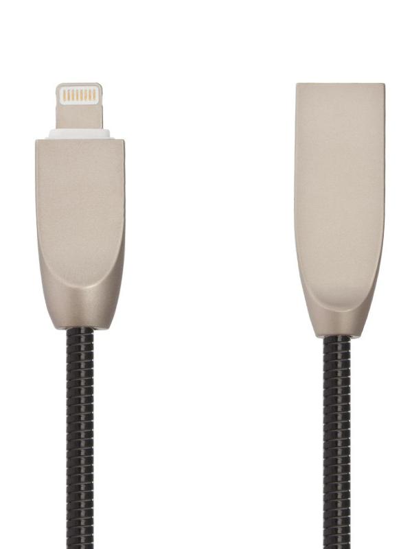 Фото - Аксессуар Liberty Project для USB-Lightning 8 pin Панцирь 1m Black 0L-00040508 аксессуар wk melody wdc 019 aux jack 3 5mm 1m black 0l 00034822