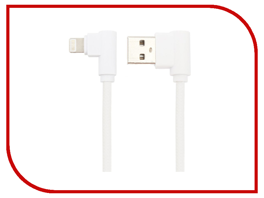 Аксессуар Liberty Project для USB-Lightning 8 pin 1m White 0L-00040640 аксессуар xo usb lightning 8 pin 2 0m gold nb10