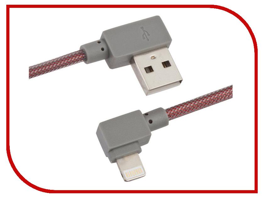 Аксессуар Liberty Project для USB-Lightning 8 pin 1m Red 0L-00038870 аксессуар xo usb lightning 8 pin 1 0m red nb15