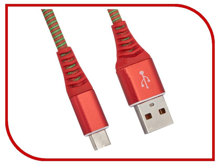 Аксессуар Liberty Project USB - Micro USB Носки 1m Red 0L-00038882 aluminum project box splitted enclosure 25x25x80mm diy for pcb electronics enclosure new wholesale