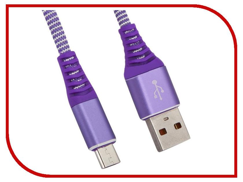 Аксессуар Liberty Project USB - Micro USB Носки 1m Purple 0L-00038883 aluminum project box splitted enclosure 25x25x80mm diy for pcb electronics enclosure new wholesale