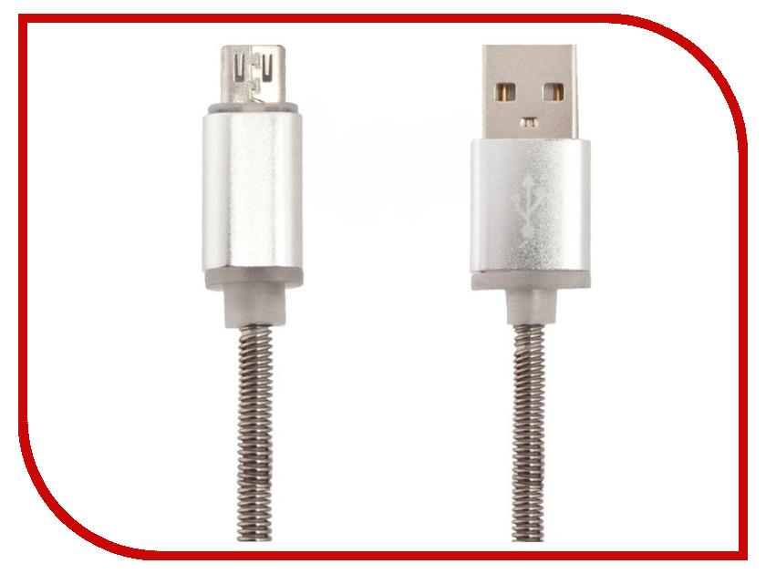 Аксессуар Liberty Project USB - Micro USB Пружина 1m Steel 0L-00040506 аксессуар liberty project usb micro usb 1m black 0l 00000321