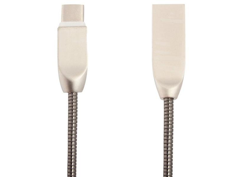 Аксессуар Liberty Project USB - Type- Панцирь 1m Black 0L-00040516