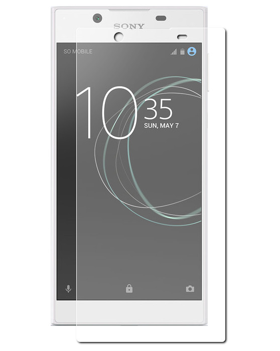 Защитное стекло Liberty Project для Sony Xperia L1 Tempered Glass 2.5D 0.33m 0L-00032663