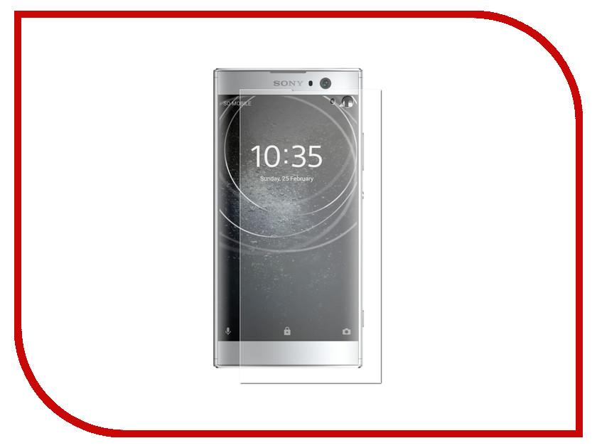 Купить Аксессуар Защитное стекло для Sony Xperia XA2 Plus Liberty Project Tempered Glass 2.5D 0.33mm 0L-00040538