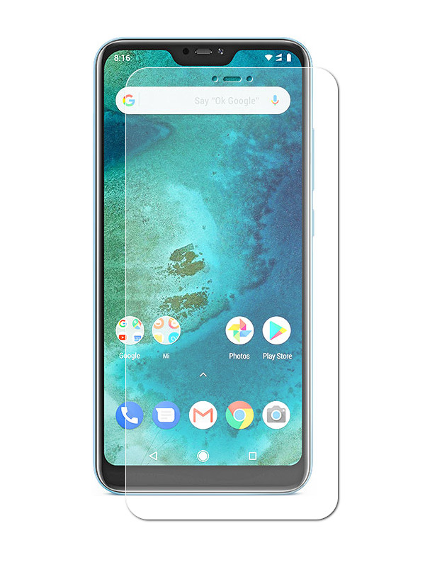 Защитное стекло Liberty Project для Xiaomi Mi A2 Lite Tempered Glass 0.33mm 0L-00040543 защитное стекло liberty project для xiaomi mi mix 3 tempered glass 0 33mm 2 5d 9h 0l 00041568
