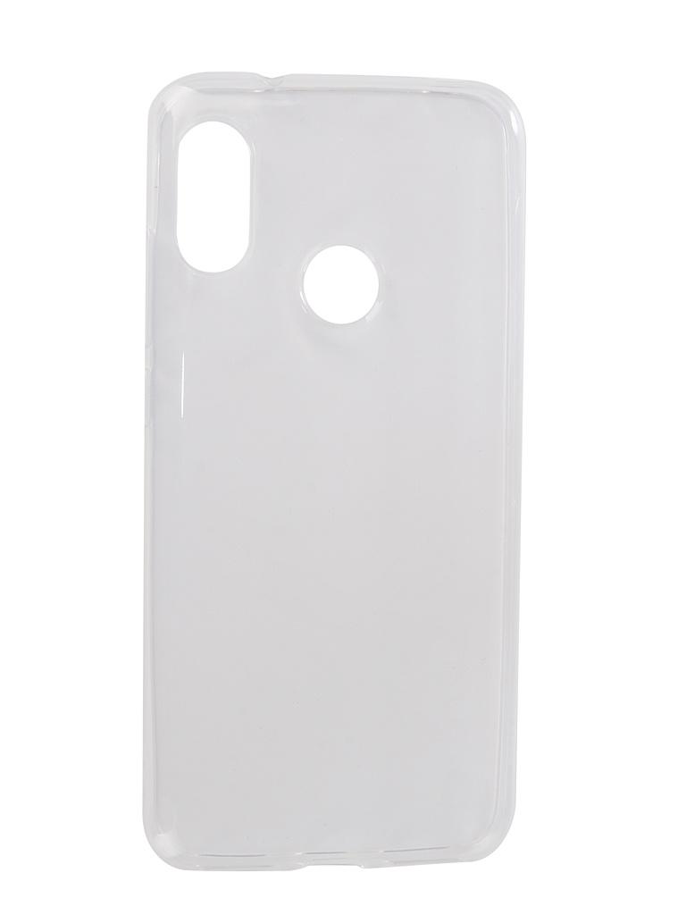 Аксессуар Чехол Liberty Project для Xiaomi Mi A2 Lite Silicone TPU Transparent 0L-00040860 аксессуар чехол liberty project silicone для samsung galaxy s10e tpu transparent 0l 00041456