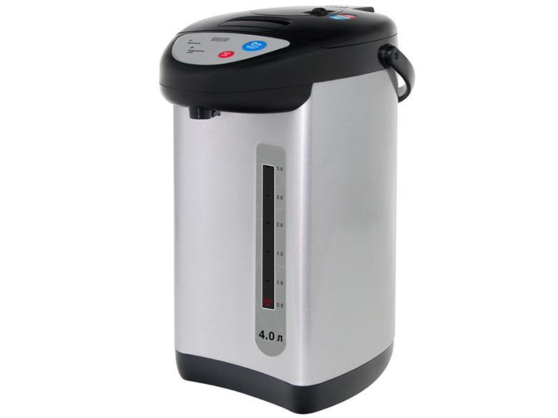 Термопот Mystery MTP-2452 Black-Silver цена