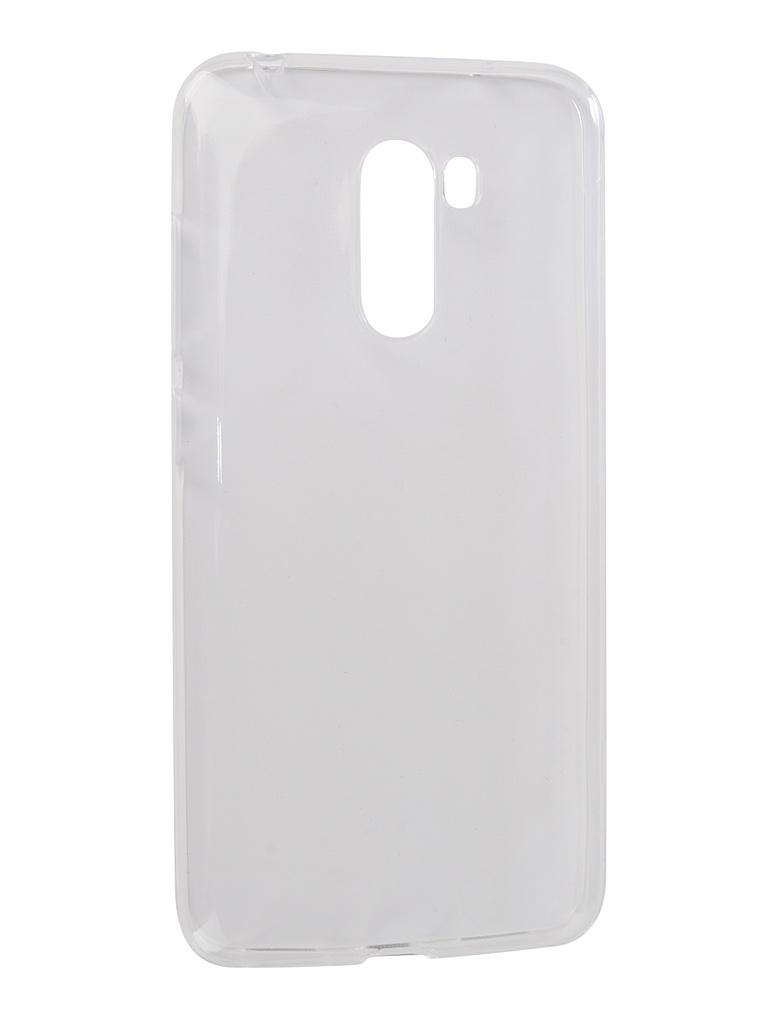 Аксессуар Чехол Liberty Project для Xiaomi Pocophon F1 Silicone TPU Transparent 0L-00041074 аксессуар чехол liberty project silicone для samsung galaxy j7 prime tpu transparent 0l 00041486