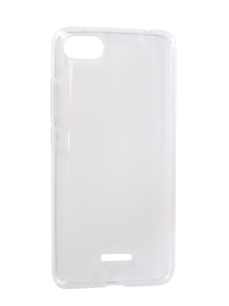 Чехол Liberty Project для Xiaomi Redmi 6A Silicone TPU Transparent 0L-00039646