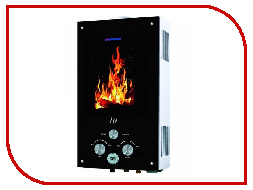 Водонагреватель Edisson Flame F 20 GD (Костер) gd 1554vcln