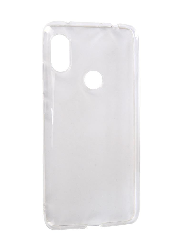 Аксессуар Чехол Liberty Project для Xiaomi Redmi Note 6 Pro Silicone TPU Transparent 0L-00040678 аксессуар чехол liberty project silicone для samsung galaxy j7 prime tpu transparent 0l 00041486