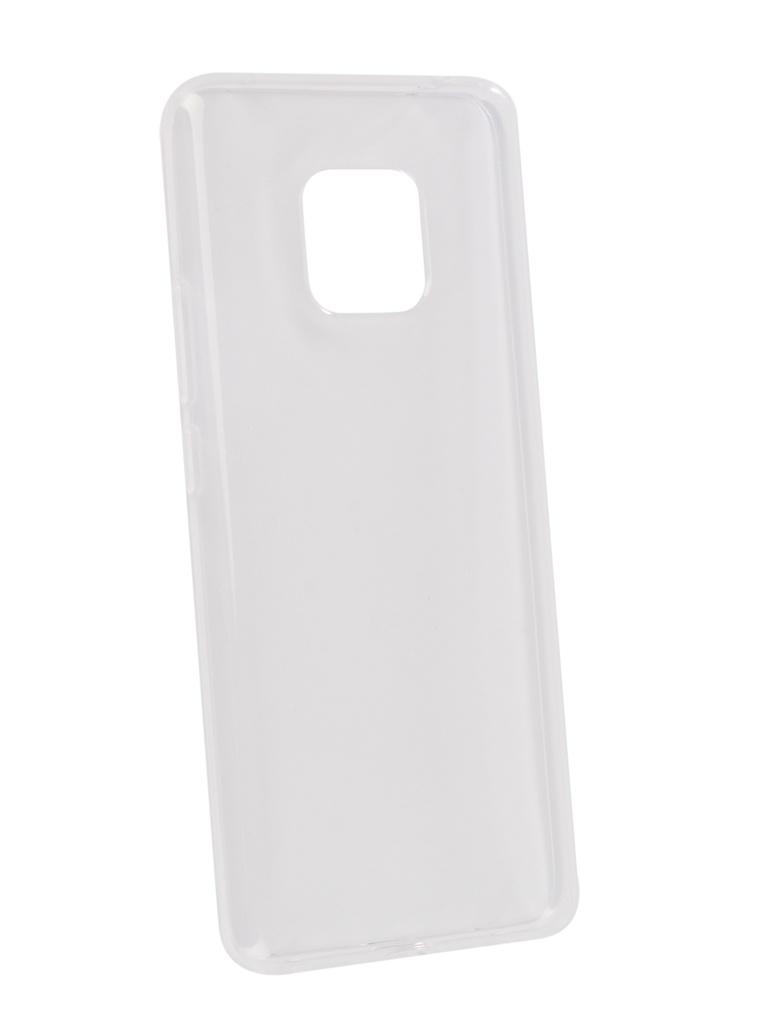 Аксессуар Чехол Liberty Project для Huawei Mate 20 Pro Silicone TPU Transparent 0L-00041102 аксессуар чехол для samsung galaxy s8 liberty project silicone tpu transparent pink chrome frame 0l 00032451