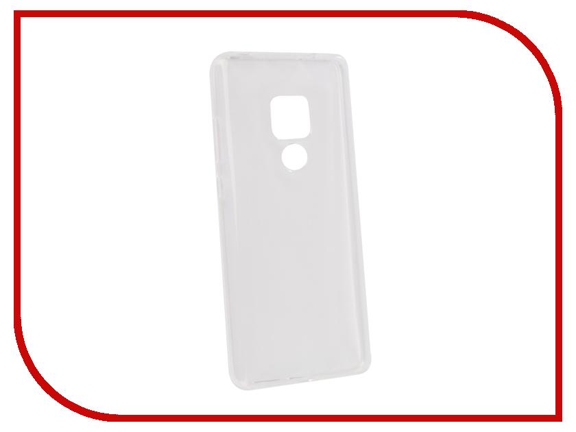 Аксессуар Чехол для Huawei Mate 20 Liberty Project Silicone TPU Transparent 0L-00041101 aluminum project box splitted enclosure 25x25x80mm diy for pcb electronics enclosure new wholesale