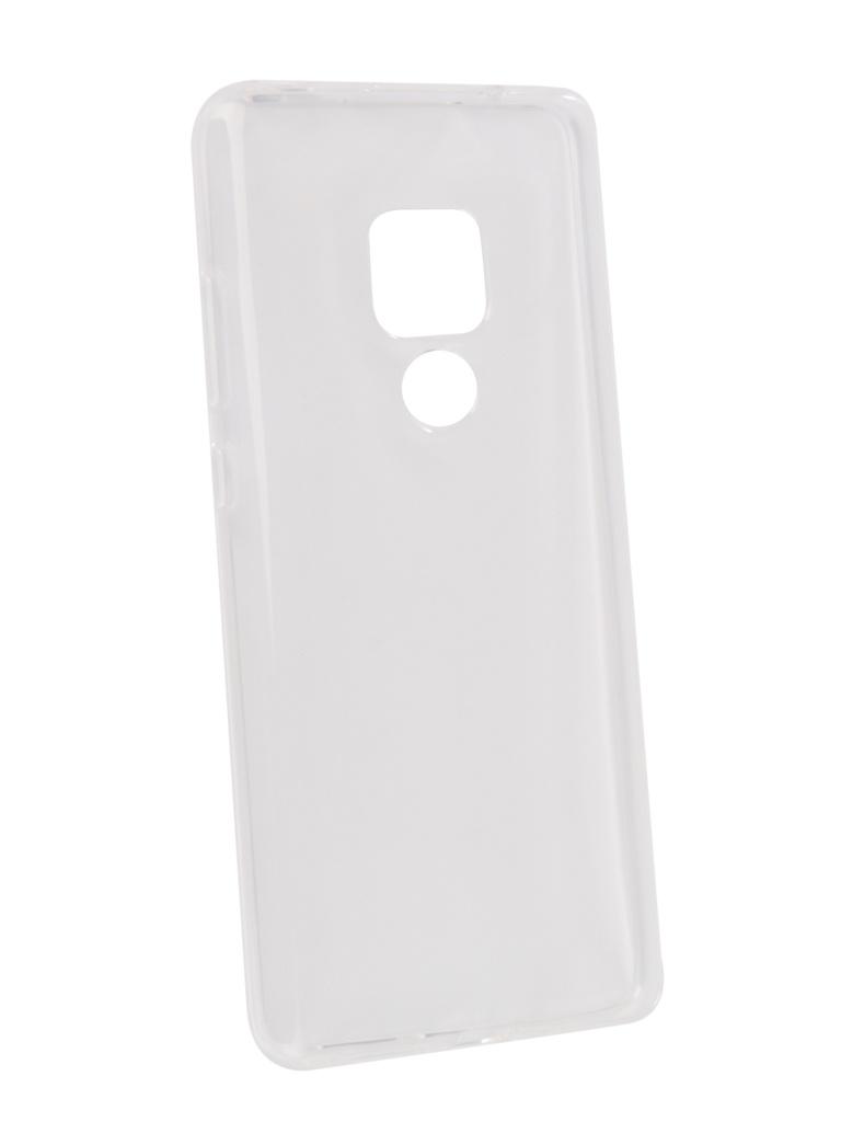 Аксессуар Чехол Liberty Project для Huawei Mate 20 Silicone TPU Transparent 0L-00041101