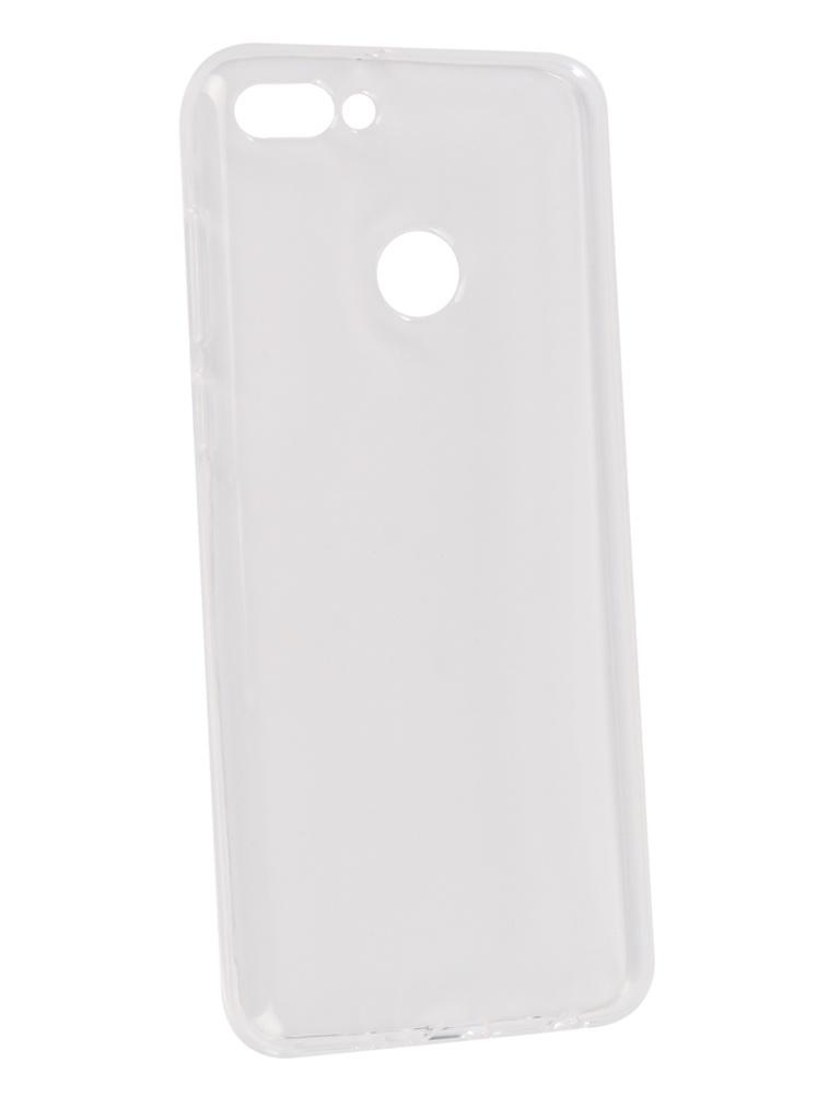 Аксессуар Чехол Liberty Project для Huawei Y9 2018 Silicone TPU Transparent 0L-00040847 аксессуар чехол для samsung galaxy s8 liberty project silicone tpu transparent pink chrome frame 0l 00032451