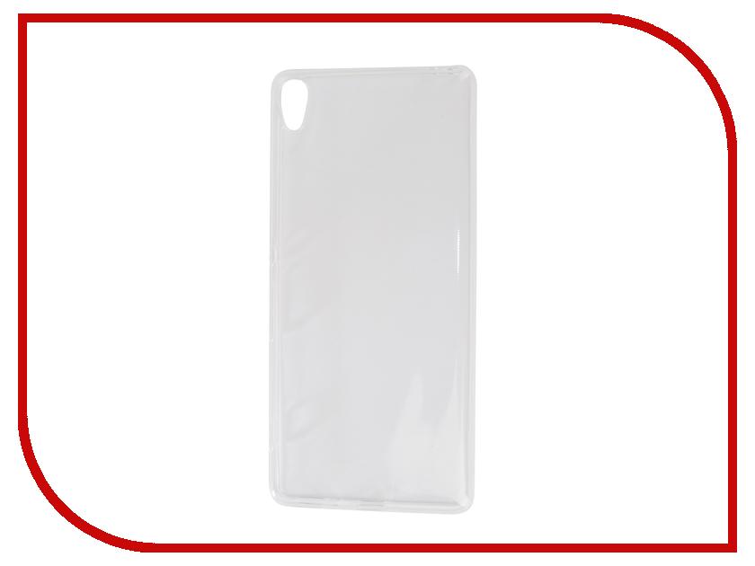 Аксессуар Чехол для Sony Xperia XA Liberty Project Silicone TPU Transparent 0L-00033406