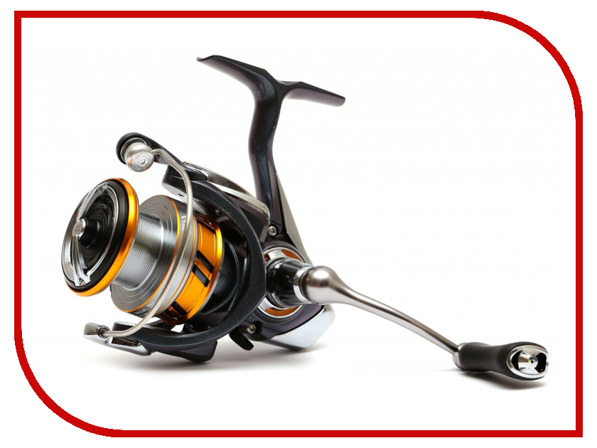 Катушка Daiwa 18 Regal LT 2000 D 10116-205RU