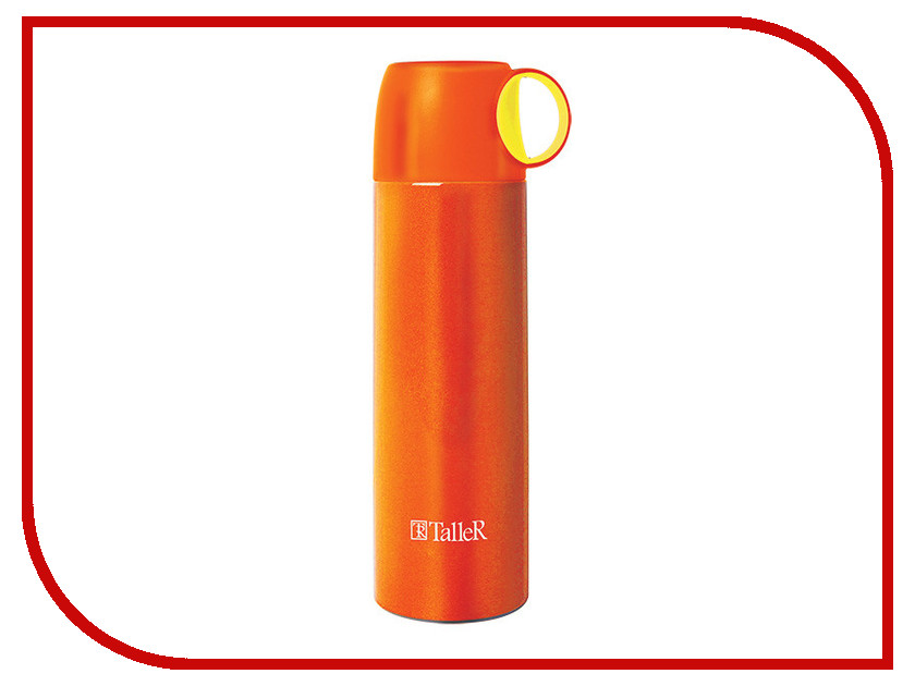 Термос TalleR 500ml Orange TR-2418