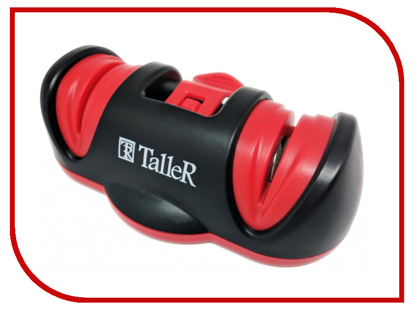 Точило TalleR Black-Red TR-2507 1more super bass headphones black and red
