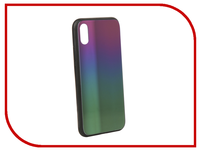 Аксессуар Чехол Liberty Project для APPLE iPhone X Rainbow Glass Case Gold 0L-00040365 aluminum project box splitted enclosure 25x25x80mm diy for pcb electronics enclosure new wholesale