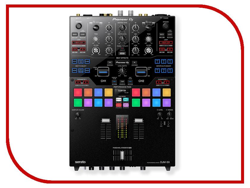 Пульт Pioneer DJM-S9 pioneer djm 900srt