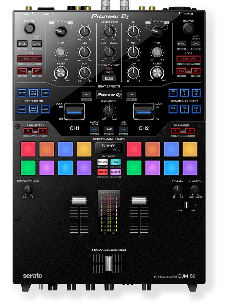 Пульт Pioneer DJM-S9 цена и фото