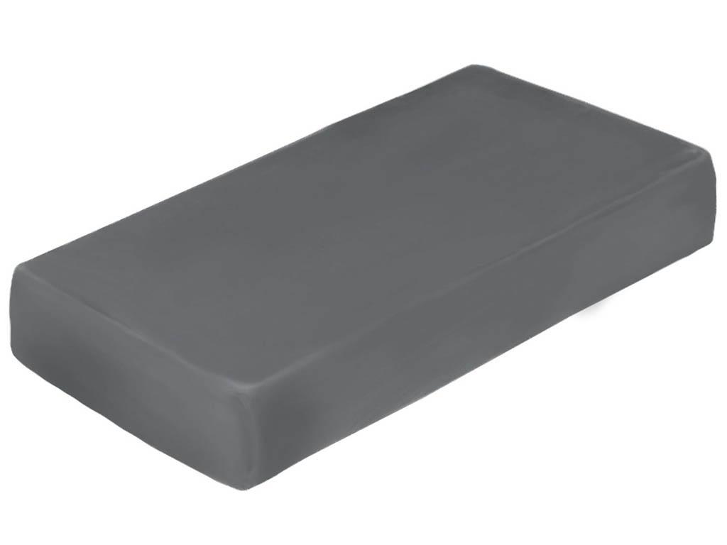 Набор для лепки Остров Сокровищ Пластилин скульптурный мягкий 1kg Grey 227468