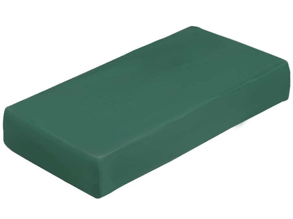 Набор для лепки Остров Сокровищ Пластилин скульптурный твердый 1kg Olive 227474
