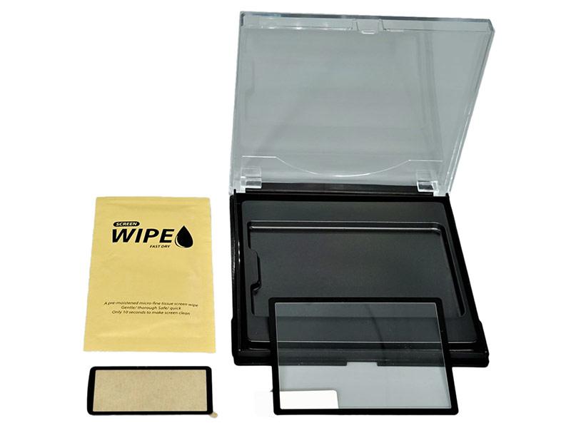 Фото - Аксессуар Защитное стекло FST AG5-N1 для Nikon D850 защитное стекло zup для apple watch 42mm прозрачный